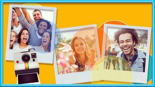 Проект ProShow Producer - Happy photo moments