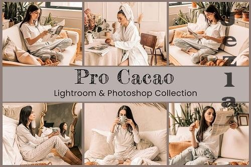 Cacao LRM PHSP LUTs - 6364271