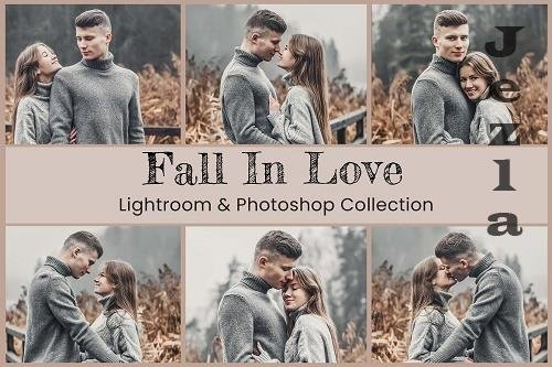 Fall In Love LRM Ps LUT Preset - 6366359
