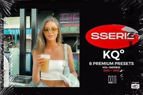 Sserie - KQ LRM Presets 6323896