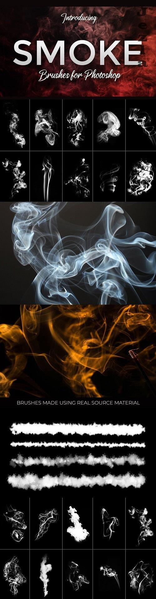 26 Smoke Brushes for PHSP - 6391661