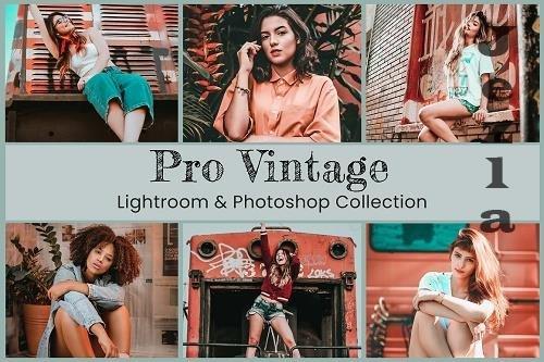Vintage LRM PHSP LUTs - 6411158