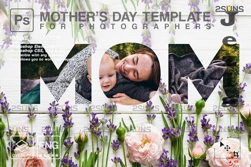 Mother's Day Digital PHSP Template V2 - 1447826