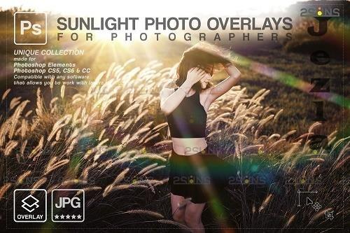 Sunlight Photo Overlays, Sunlight Overlays, Sun Flares - 1583932