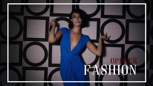 Проект ProShow Producer - Fashion Opener v2
