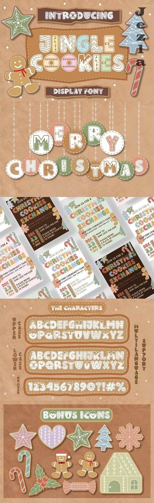 Jingle Cookies - 6505618