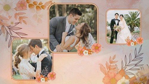 Проект ProShow Producer - Floral Wedding Slideshow