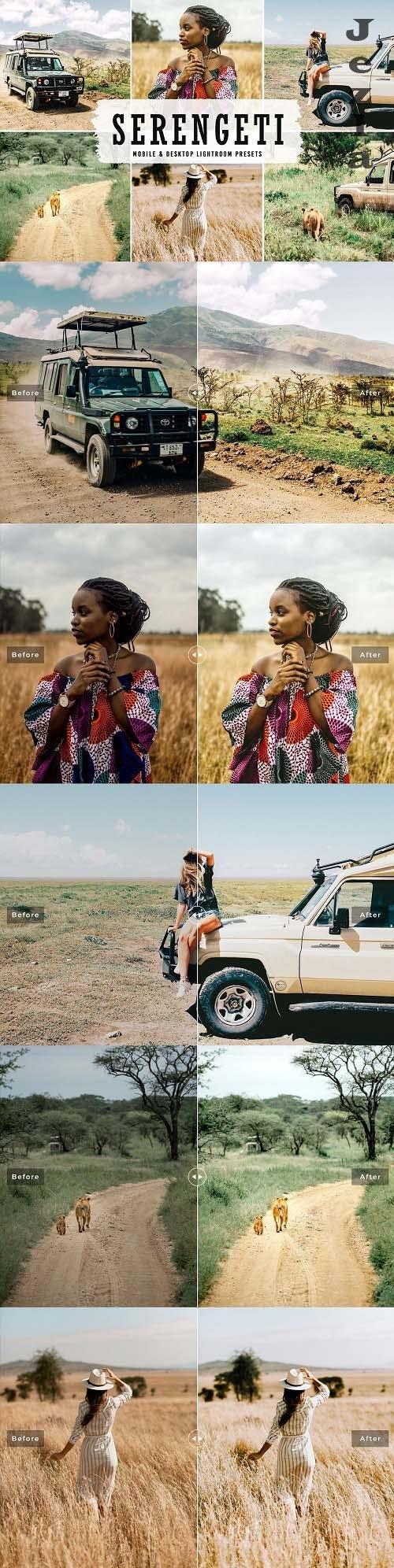 Serengeti Pro LRM Presets - 6525715