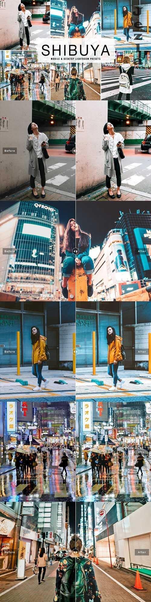 Shibuya Pro LRM Presets - 6525722