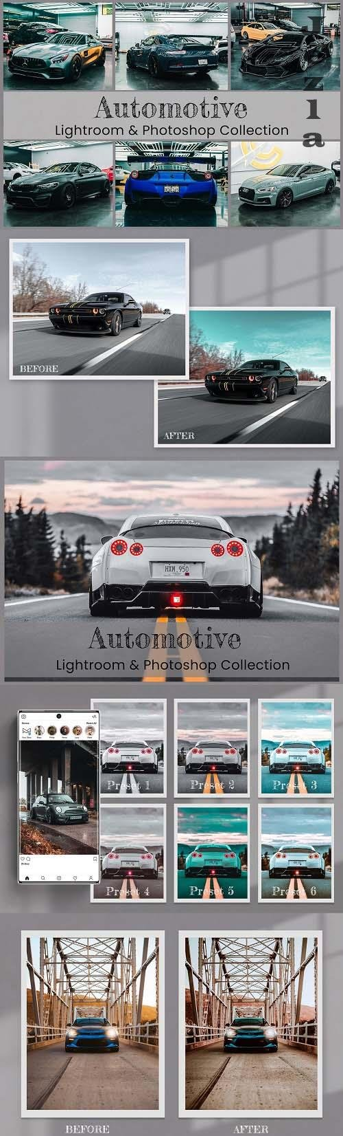 Automotive LRM PHSP LUTs - 6529006