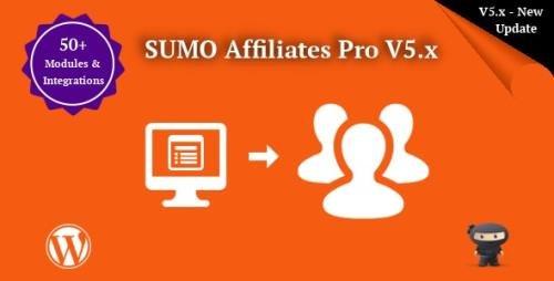 CodeCanyon - SUMO Affiliates Pro v7.8 - WordPress Affiliate Plugin - 22795996