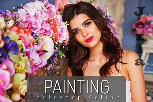 Painting PHSP Action - 6137347