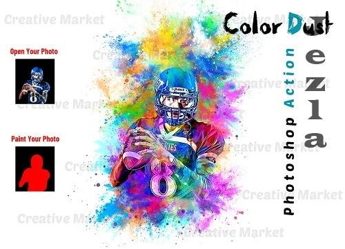Color Dust PHSP Action - 6529236