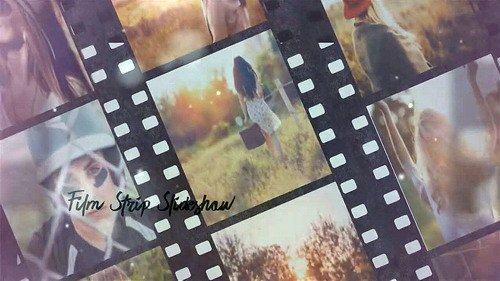 Проект ProShow Producer - Film Strip Slideshow