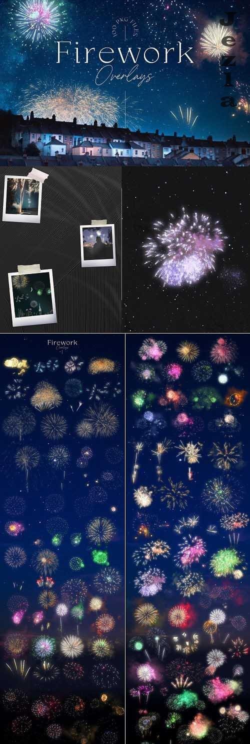 Firework Overlays - 5489605