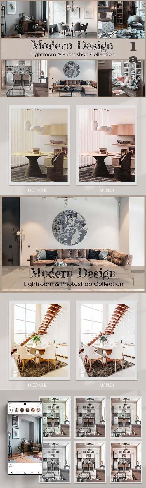 Modern Design Lightroom Photoshop - 6540863