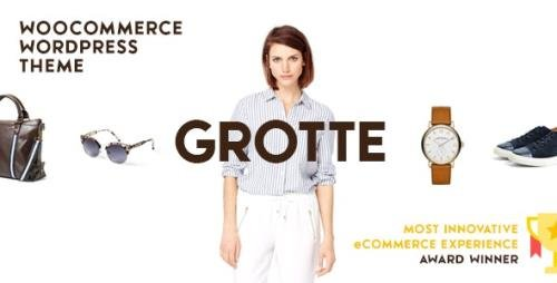 ThemeForest - Grotte v9.0.2 - A Dedicated WooCommerce Theme - 12628294