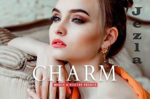 Charm Mobile & Desktop Lightroom Presets