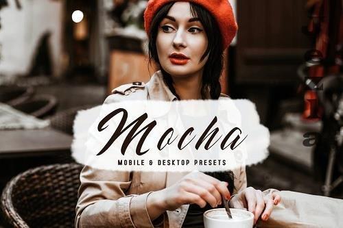 Mocha Mobile & Desktop Lightroom Presets
