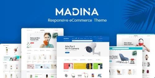 ThemeForest - Madina v1.0 - Multipurpose Responsive Prestshop Theme (Update: 16 July 21) - 25748077