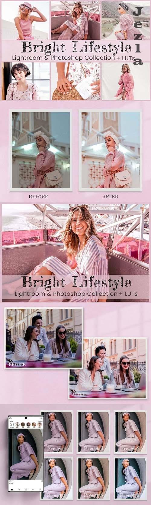 Bright Lifestyle Lightroom Photoshop - 6545738