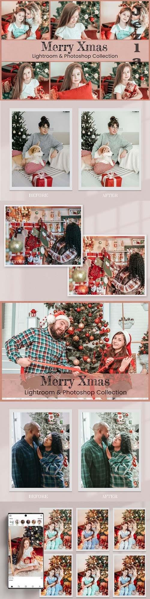 Merry Xmas Lightroom Photoshop ACR - 6559654