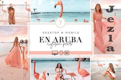 EN ARUBA - Lightroom Presets 6451962