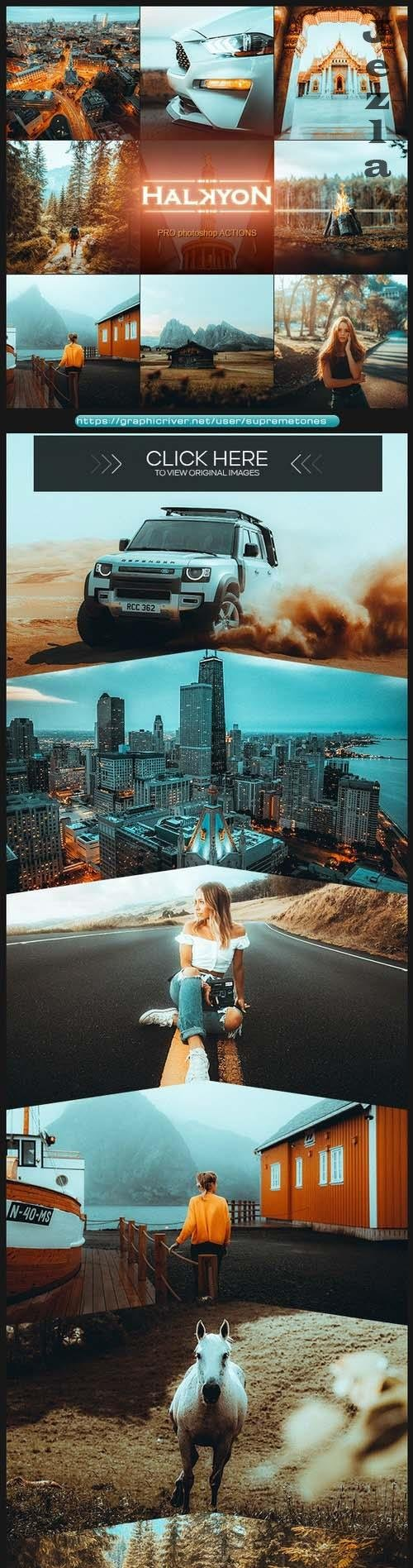 Halkyon Photoshop Actions - 34085491