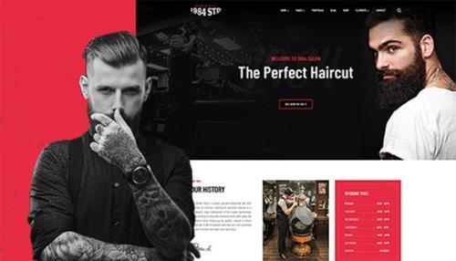 JoomlArt - JA Beauty Salon v2.0.0 - Creative Joomla Template For Beauty Salon, Barber & Beauty Service Websites