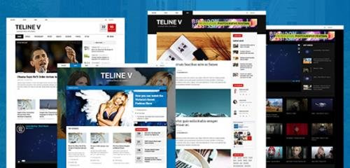 JoomlArt - JA Teline V v2.0.1 - Best Joomla News and Magazine Template