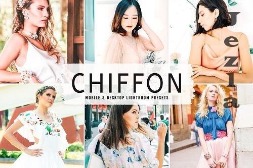 Chiffon Pro Lightroom Presets - 6574037 - Chiffon Mobile & Desktop Lightroom Presets