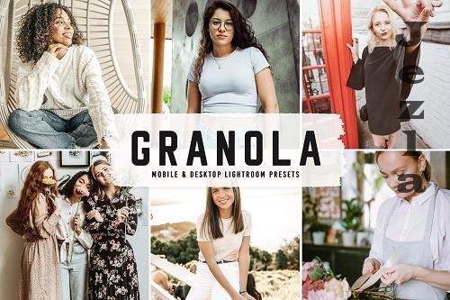 Granola Pro Lightroom Presets - 6574204