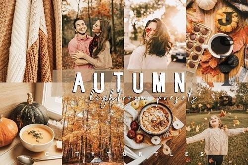 Autumn Bright Fall LRM Presets - 5342363