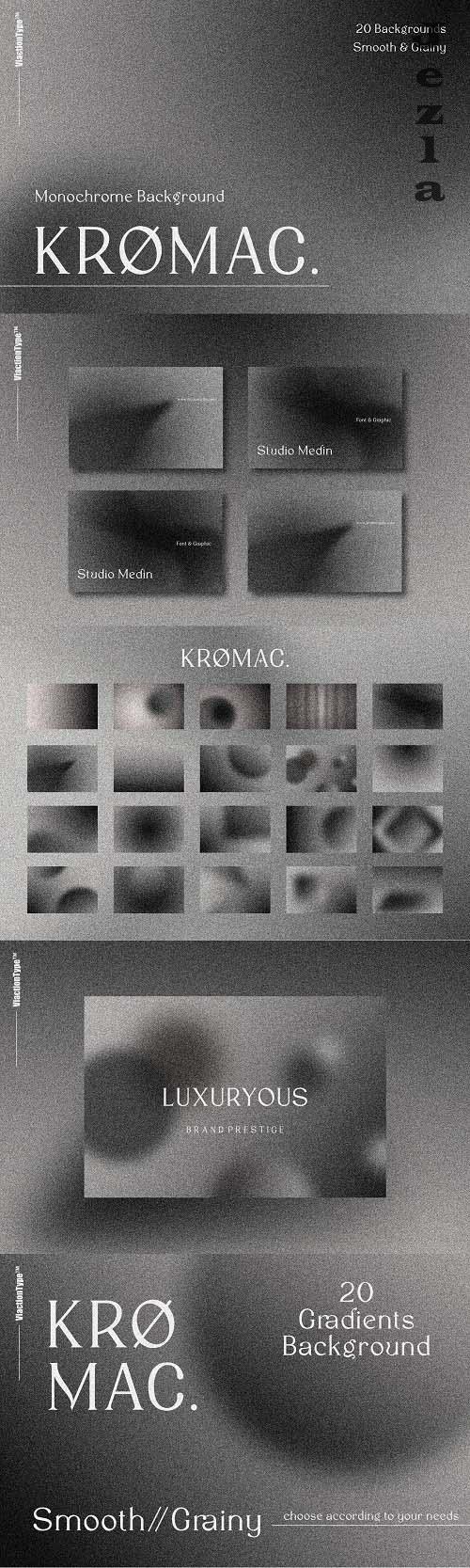 Kromac - Monochrome Background - 6580217