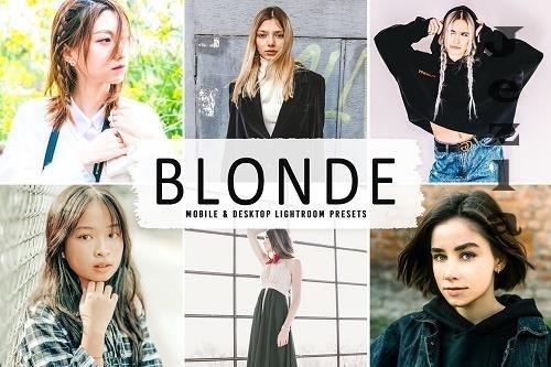 Blonde Pro LRM Presets - 6598782