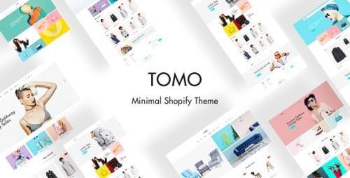 ThemeForest - TOMO v2.0.0 - Elegant Layout Builder Shopify Theme - 20665647