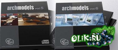 Evermotion Archmodels Vol.05-06