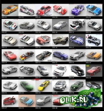 The Finest CG Cars Collections (Автомобили)